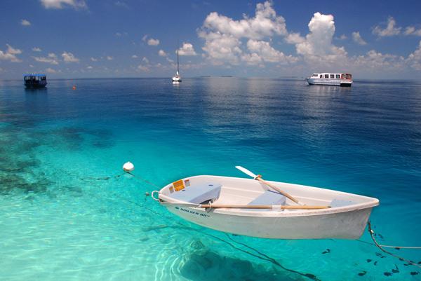 Снимки на: Малдивите – райската страна на живота